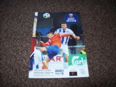 Nuneaton Town v Southport / Grimsby Town, 2012/13